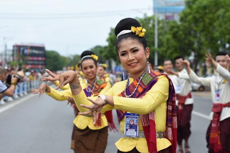Chùm ảnh: Say mê với lễ hội đường phố 'Sắc màu văn hóa' - ảnh 7