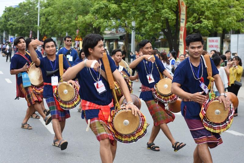 Chùm ảnh: Say mê với lễ hội đường phố 'Sắc màu văn hóa' - ảnh 6