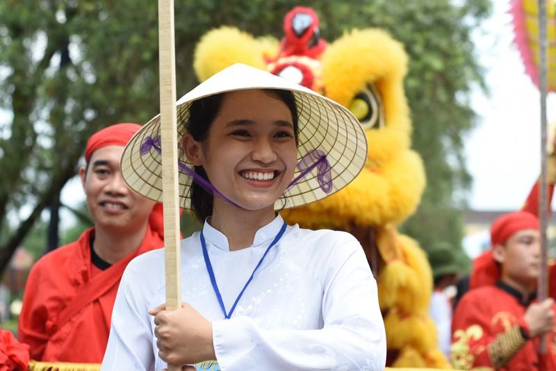 Chùm ảnh: Say mê với lễ hội đường phố 'Sắc màu văn hóa' - ảnh 13
