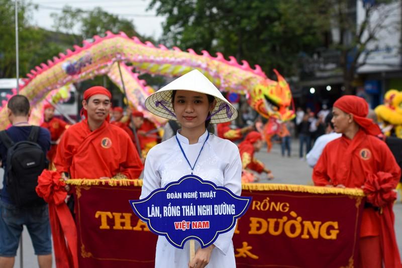 Chùm ảnh: Say mê với lễ hội đường phố 'Sắc màu văn hóa' - ảnh 2