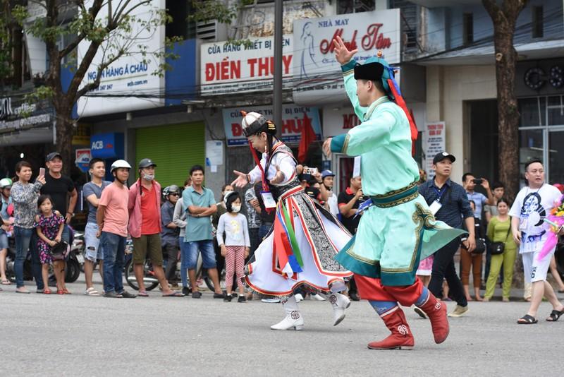 Chùm ảnh: Say mê với lễ hội đường phố 'Sắc màu văn hóa' - ảnh 9