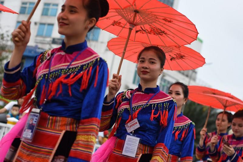 Chùm ảnh: Say mê với lễ hội đường phố 'Sắc màu văn hóa' - ảnh 5