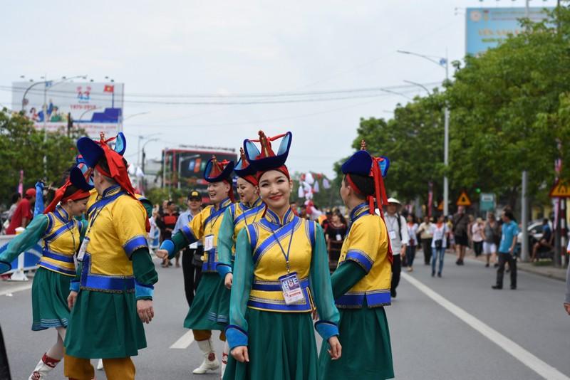 Chùm ảnh: Say mê với lễ hội đường phố 'Sắc màu văn hóa' - ảnh 10
