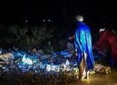 Quảng Trị: Tìm thấy thi thể người phụ nữ bị nước cuốn trôi - ảnh 1