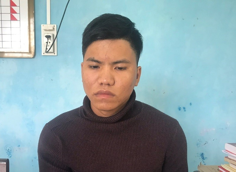 Thanh niên khai mang ma túy từ Lào về bán kiếm lời - ảnh 1