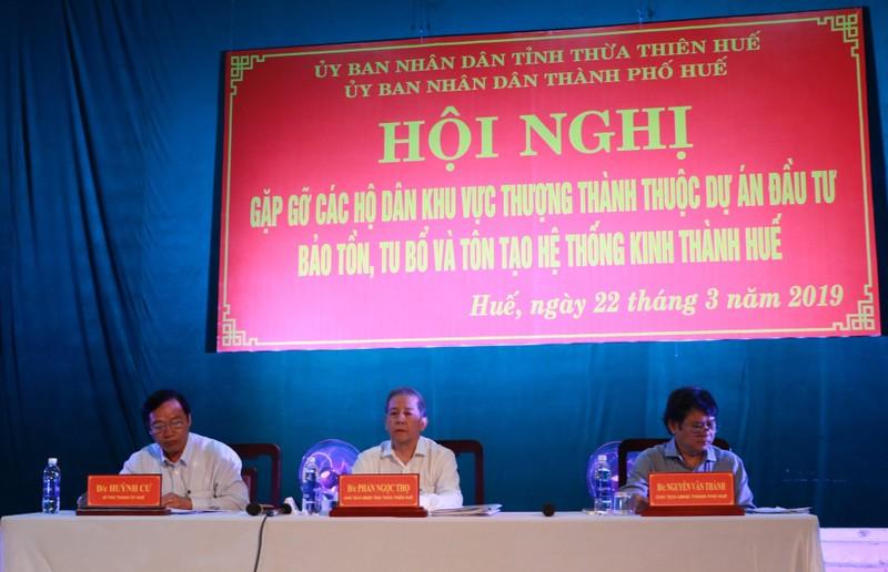 Di dân ở Huế: Dân muốn chính quyền minh bạch - ảnh 2