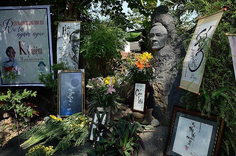 Sẽ di dời mộ nhạc sĩ Trịnh Công Sơn về Huế - ảnh 1
