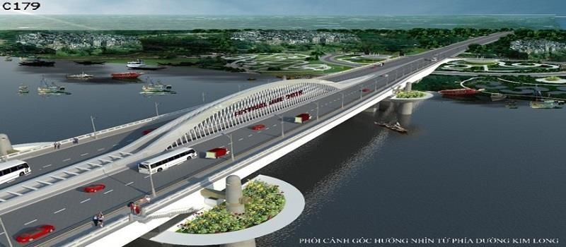 Huế mạnh tay chi tiền thi thiết kế cầu vượt sông Hương - ảnh 3
