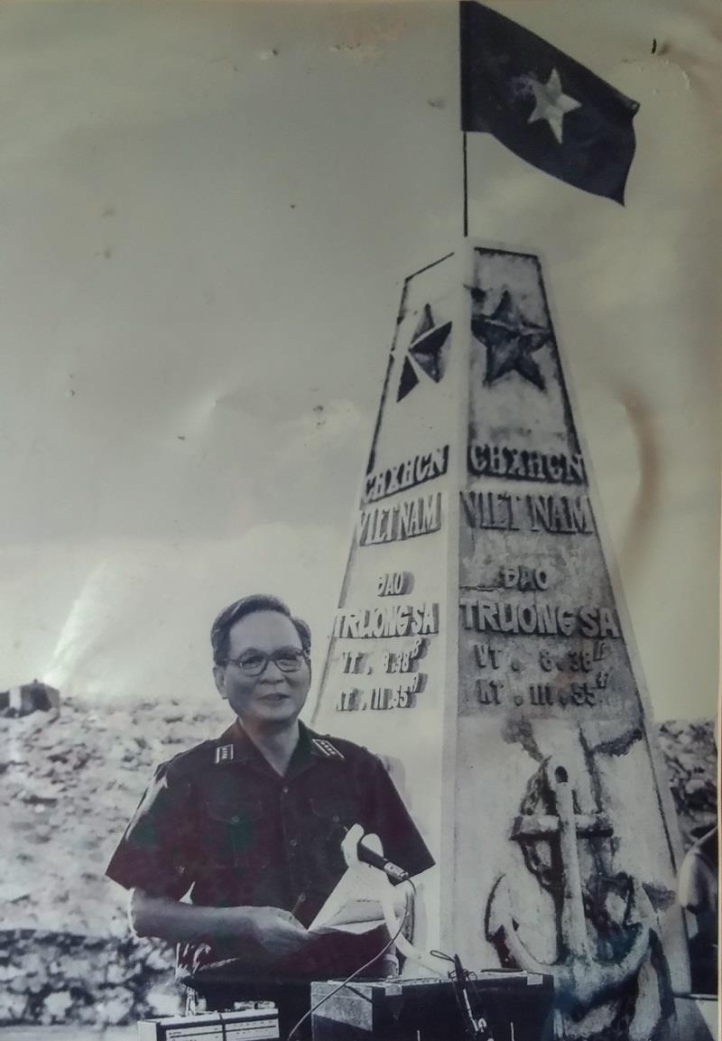 Quê hương đất Huế thương nhớ Đại tướng Lê Đức Anh - ảnh 2