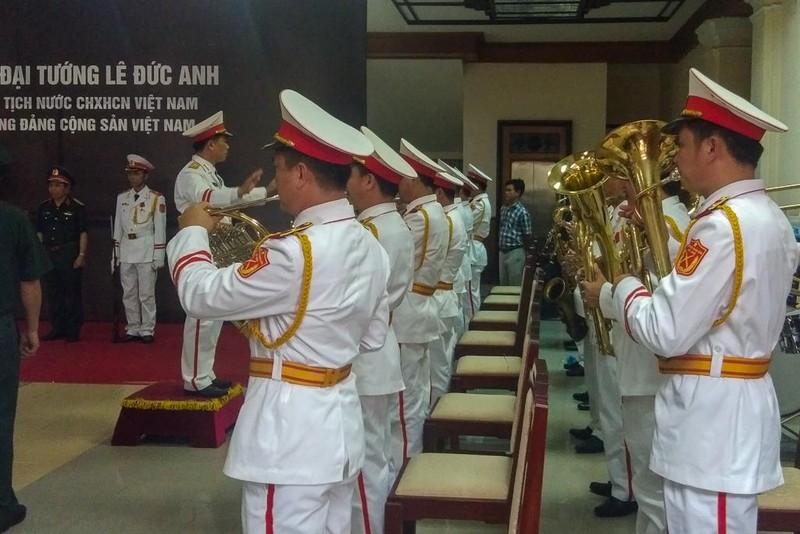 Chùm ảnh Huế chuẩn bị lễ tang Đại tướng Lê Đức Anh - ảnh 7