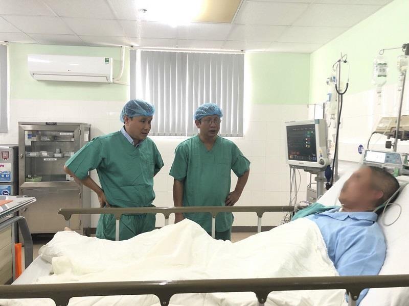 Bệnh nhân ở Huế được cứu sống nhờ trái tim đến từ Hà Nội - ảnh 1