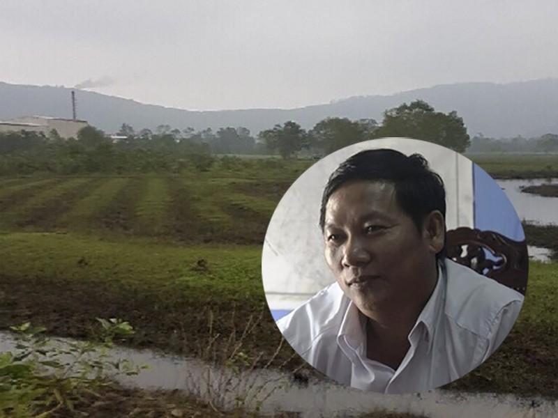 Cựu chủ tịch xã 'phù phép' 13 lô đất cho người thân bị bắt - ảnh 1