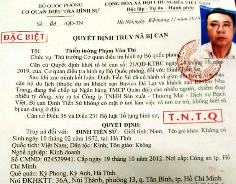 Chủ khách sạn Bavico Nha Trang bị bắt khi đang trốn ở Huế - ảnh 2