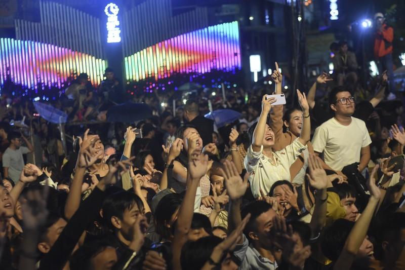 Sôi động lễ hội Countdown lớn nhất từ trước đến nay tại Huế - ảnh 7