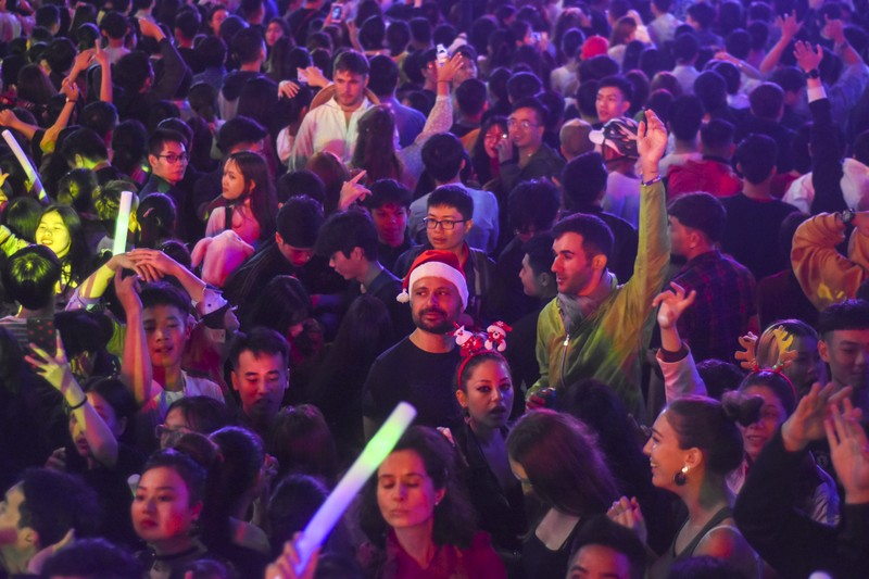 Sôi động lễ hội Countdown lớn nhất từ trước đến nay tại Huế - ảnh 14
