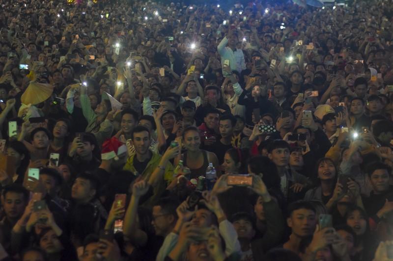 Sôi động lễ hội Countdown lớn nhất từ trước đến nay tại Huế - ảnh 1