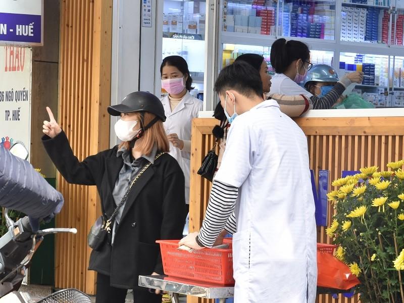 ĐH Huế cho sinh viên nghỉ học để phòng, chống Corona - ảnh 1