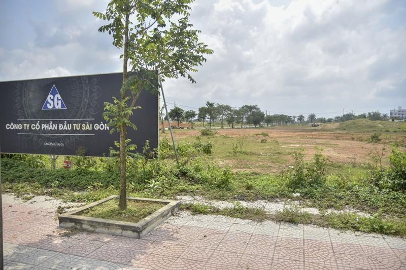 Cận cảnh dự án gây thất thoát 14 tỉ đồng ở Quảng Trị - ảnh 1