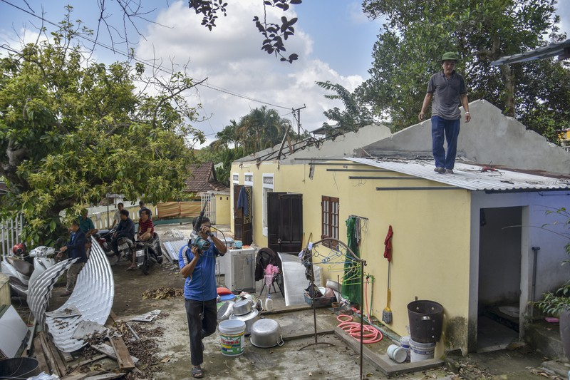 Người dân dỡ nhà, khép lại chuỗi ngày sống 'treo' trên di tích - ảnh 4