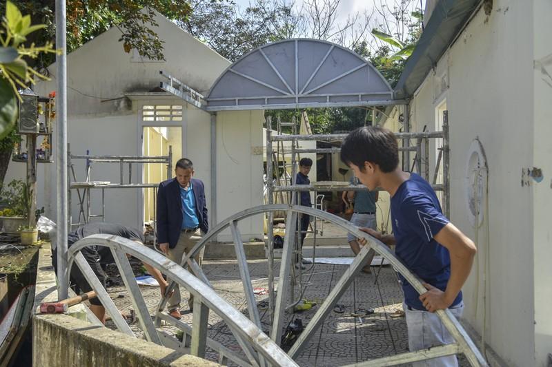 Người dân dỡ nhà, khép lại chuỗi ngày sống 'treo' trên di tích - ảnh 6