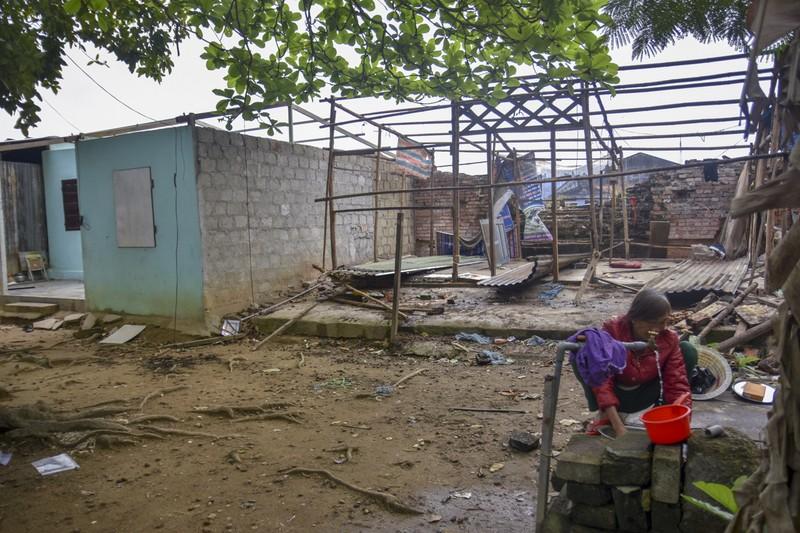 Người dân dỡ nhà, khép lại chuỗi ngày sống 'treo' trên di tích - ảnh 1