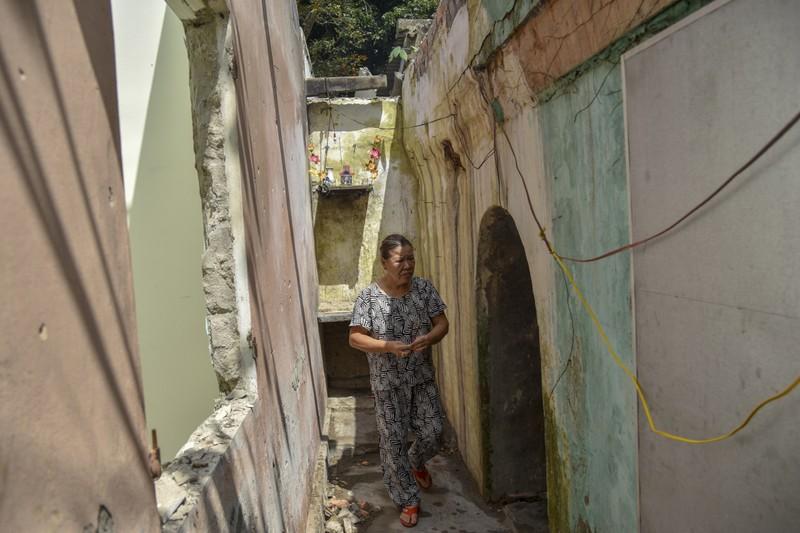 Người dân dỡ nhà, khép lại chuỗi ngày sống 'treo' trên di tích - ảnh 9