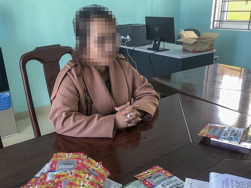 Bị phạt 14,5 triệu đồng vì rao bán 'thẻ diệt virus COVID-19' - ảnh 1