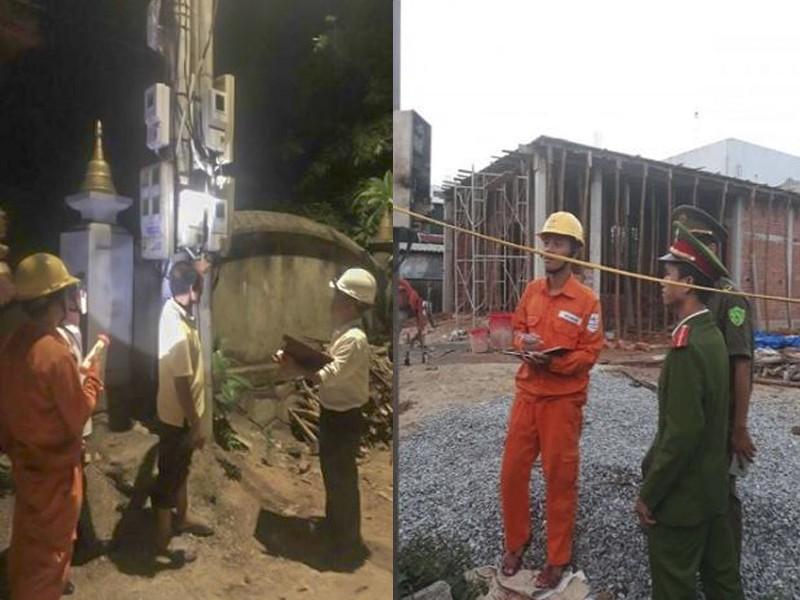 Đủ chiêu trò trộm cắp điện ở Thừa Thiên-Huế - ảnh 1