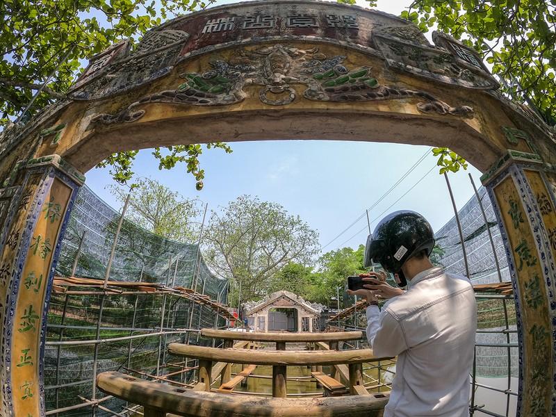 Cầu cổ và hiếm nhất Việt Nam được tháo dỡ để trùng tu - ảnh 8