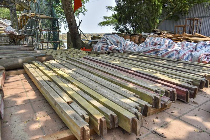 Cầu cổ và hiếm nhất Việt Nam được tháo dỡ để trùng tu - ảnh 5