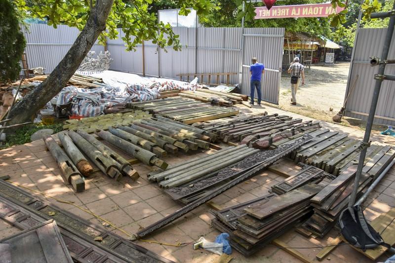 Cầu cổ và hiếm nhất Việt Nam được tháo dỡ để trùng tu - ảnh 9