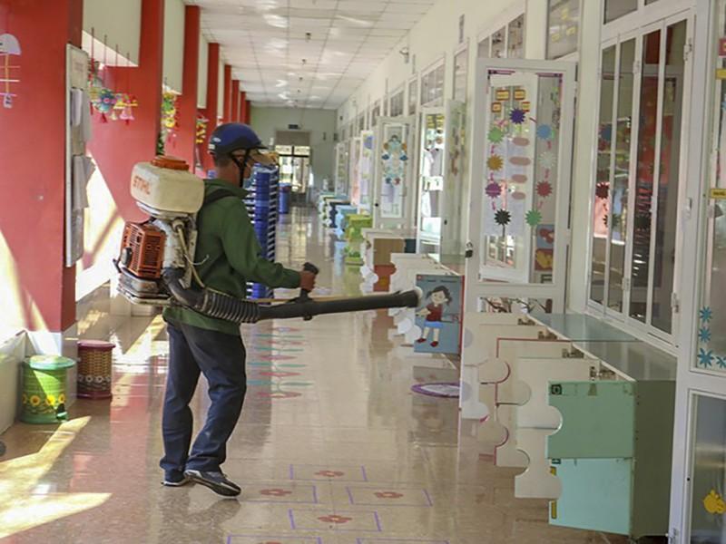 Thừa Thiên-Huế đã có lịch đi học trở lại của học sinh các cấp - ảnh 1
