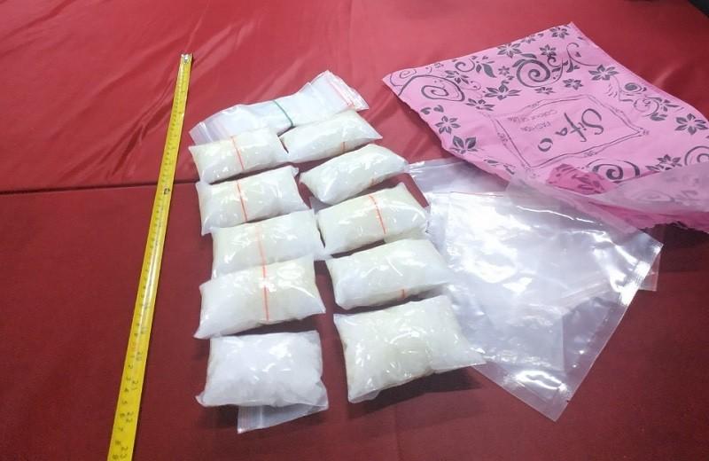 Phá đường dây buôn bán ma túy tại Thừa Thiên-Huế - ảnh 2