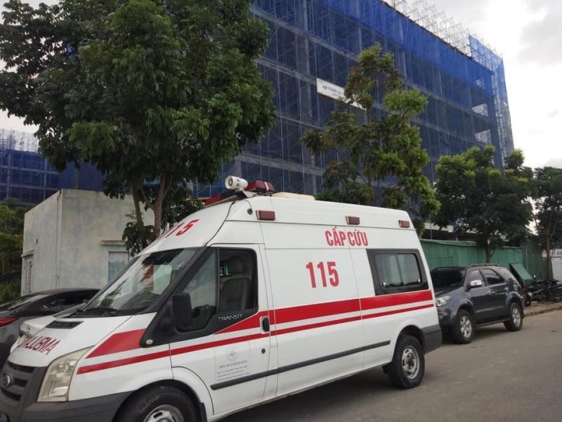 Công nhân 66 tuổi rơi tầng tử vong tại chỗ ở Huế - ảnh 1
