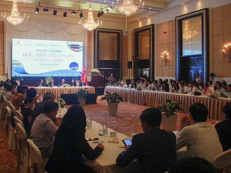 Huế tổ chức diễn đàn du lịch nhằm vực dậy kinh tế sau dịch - ảnh 1