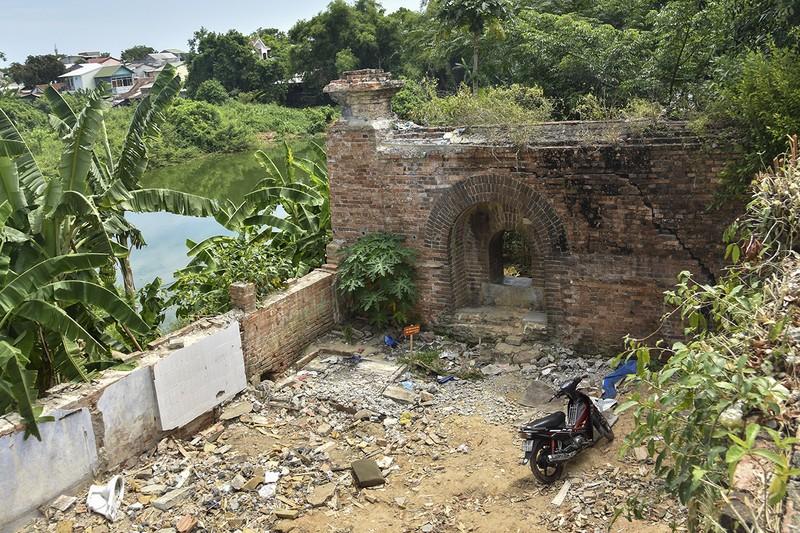 Thông tin mới về việc 'phát hiện' 2 cổng thành ở cố đô Huế - ảnh 1