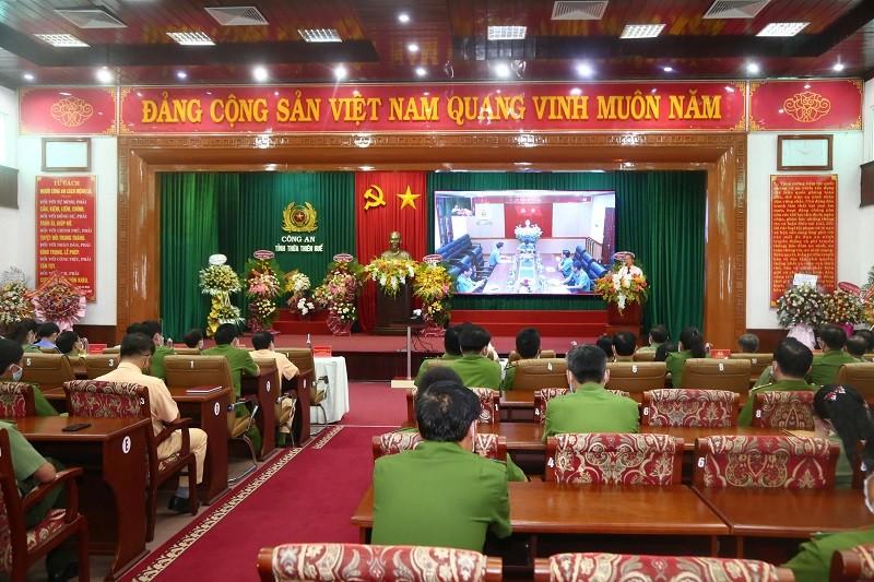 Thừa Thiên - Huế có tân giám đốc công an  - ảnh 2