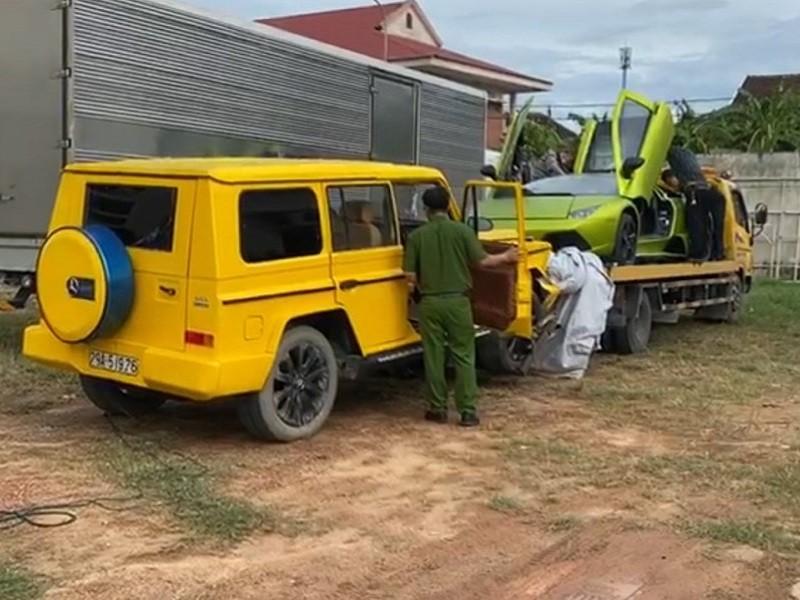 Quảng Bình: Bắt giữ 2 xe sang nhập lậu  - ảnh 1