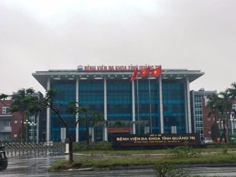 Quảng Trị: Phong tỏa 1 tầng bệnh viện, xét nghiệm nhiều người - ảnh 1