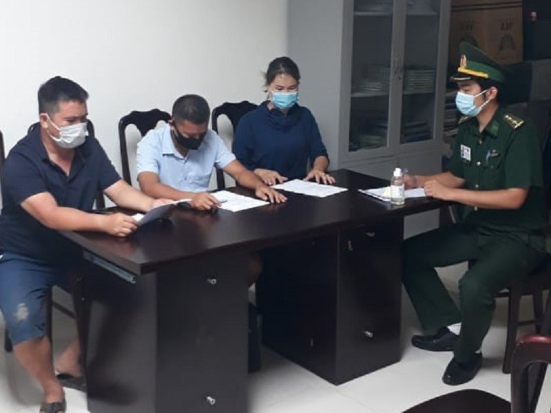 Quảng Trị: Chặn người nhập cảnh trái phép vào Việt Nam - ảnh 1
