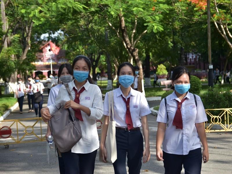 Thừa Thiên Huế có 5 học sinh thi THPT vào đợt 2 - ảnh 1
