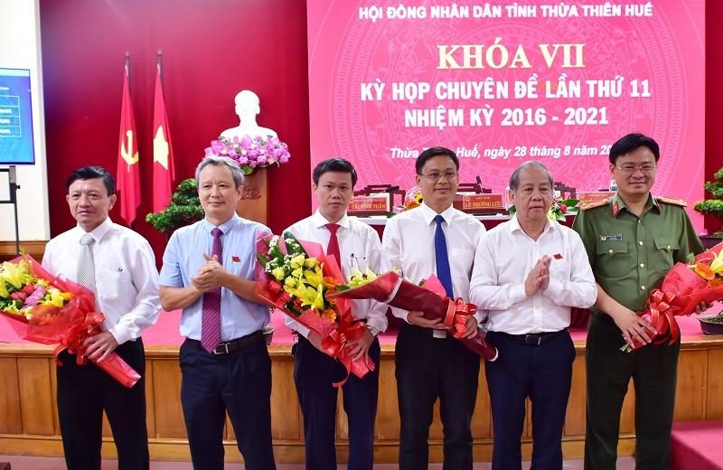 Thừa Thiên - Huế có tân Phó Chủ tịch UBND tỉnh - ảnh 1