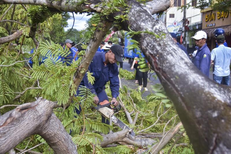 Thừa Thiên - Huế thiệt hại hơn 500 tỉ đồng do bão số 5 - ảnh 1