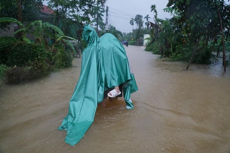 Các hồ xả nước, Huế có nguy cơ vượt đỉnh lũ lịch sử - ảnh 2