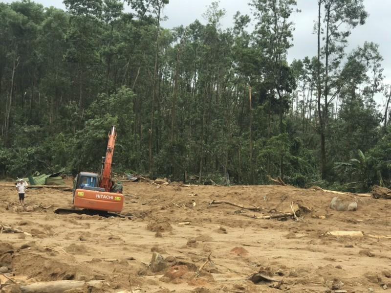 Ảnh: Sạt lở đất ở Trạm bảo vệ rừng 67, 13 người mất tích - ảnh 5