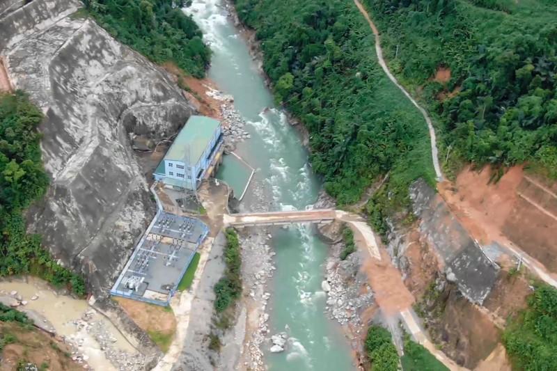 Thủy điện Rào Trăng 3 tan hoang trong đống đổ nát - ảnh 12