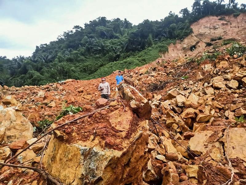 Thủy điện Rào Trăng 3 tan hoang trong đống đổ nát - ảnh 5