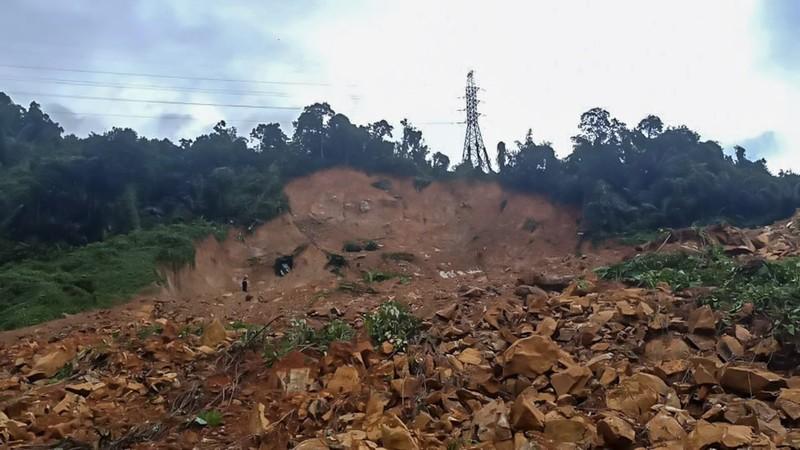 Thủy điện Rào Trăng 3 tan hoang trong đống đổ nát - ảnh 9
