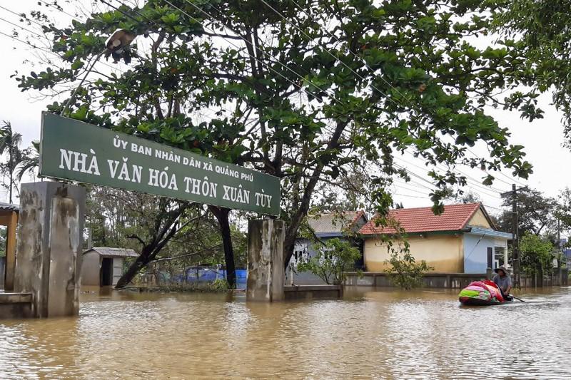 Thừa Thiên - Huế, Quảng Trị nước chưa kịp rút đã tái ngập - ảnh 3