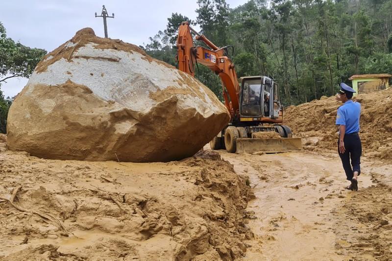 Chủ tịch Thừa Thiên - Huế thông tin việc cứu nạn Rào Trăng 3  - ảnh 1